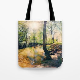 I Wish I Had A River I Could Sail Away On Tote Bag