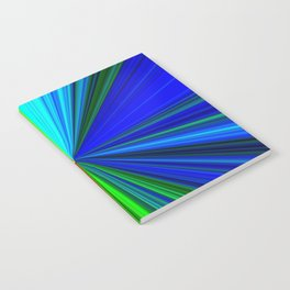 Colours of a Rainbow Notebook