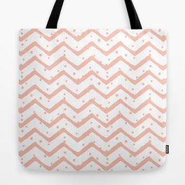 Chevron | by Kukka Tote Bag