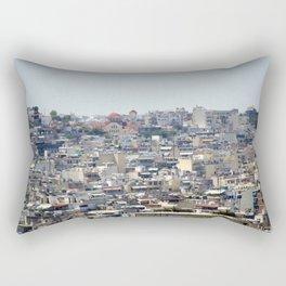 Overview of Athens Rectangular Pillow