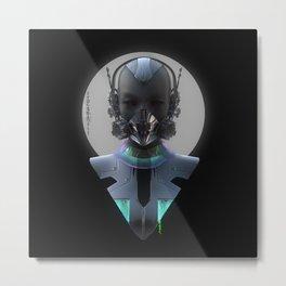 HOLO Metal Print