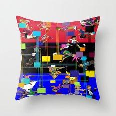 Viva La France Equinox Edition 2014 Throw Pillow