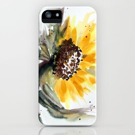 Sunflower for Evie iPhone Case