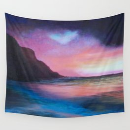 Serene Wall Tapestry