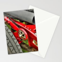 Vintage Car Rear Quarter Stationery Cards