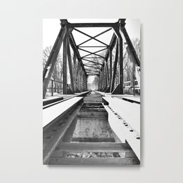 Bridge 5 Metal Print