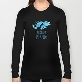 Falkland Islands Long Sleeve T-shirt