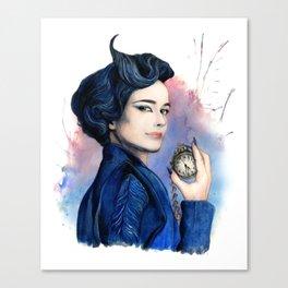 Miss Peregrine Canvas Print