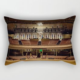 The Mother Church Rectangular Pillow