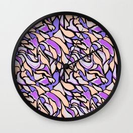 WV-1F Wall Clock