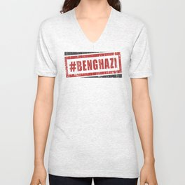 Benghazi Unisex V-Neck