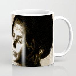 Music Lover National Anthem of New Zealand Coffee Mug