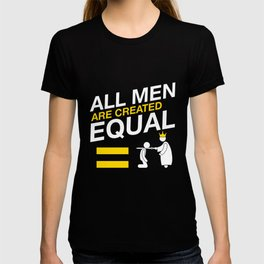 Shirt American Revolution All Created Equal US History T-shirt