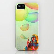 Bubbles of Color iPhone (5, 5s) Slim Case