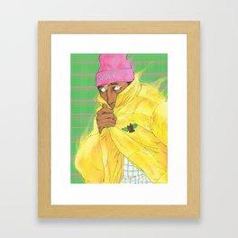 Phoenix Framed Art Print