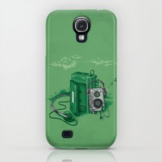 Music Break Slim Case Galaxy S4