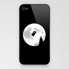Dr Phone Home iPhone & iPod Skin
