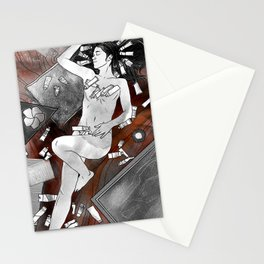 Artist's dreams Stationery Cards