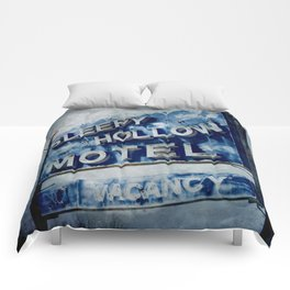 Sleepy Hollow Comforters