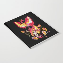 Firebird - Fantasy Creature Notebook