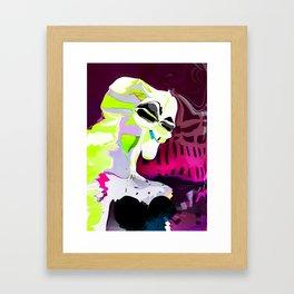 SURREAL JEZEBEL 13-v7 Framed Art Print