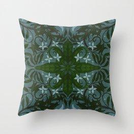 MoonWillow Tile Throw Pillow