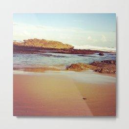 Ocean Meditation 1 Metal Print