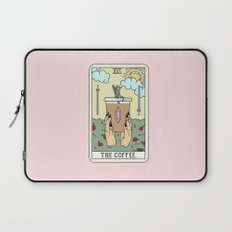 COFFEE READING Laptop Sleeve