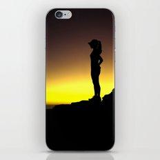 Taking a Run Break iPhone & iPod Skin