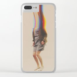 Suspended Clear iPhone Case