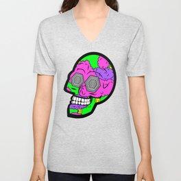 Psych Skull Unisex V-Neck