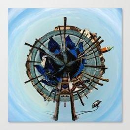 Little Planet of Venice Canvas Print