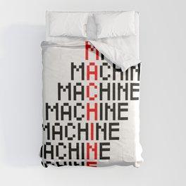 Machine Comforters