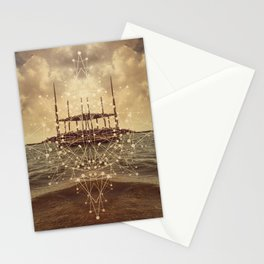 Imagination Island Stationery Cards