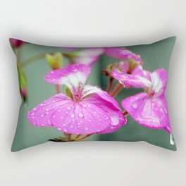 Water droplet Rectangular Pillow