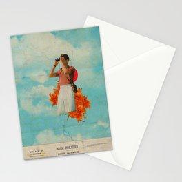 Leftover Stationery Cards