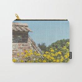 English Walled Garden High Summer Carry-All Pouch