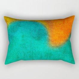 Hot and Cold Rectangular Pillow