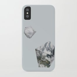 Alaska from above iPhone Case