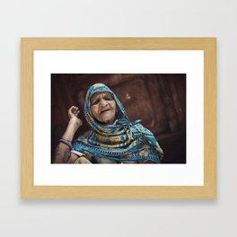 Asia 32 Framed Art Print