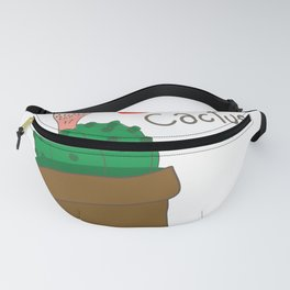 Cactus Lover Fanny Pack