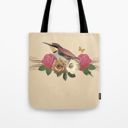 Song Bird 2 Tote Bag