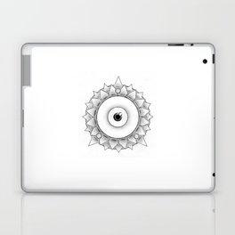 The Scaly Watcher Laptop & iPad Skin