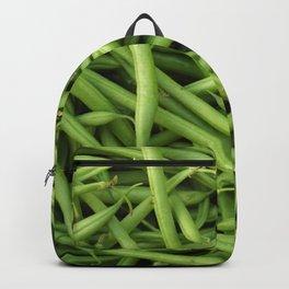 Green Beans Backpack