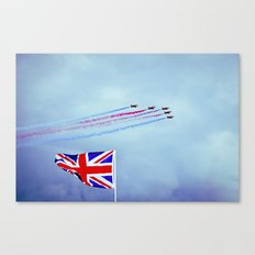 Armed Forces Day Canvas Print