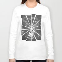 panther Long Sleeve T-shirts featuring PANTHER by TOO MANY GRAPHIX