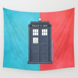10th Doctor - DOCTOR WHO Wall Tapestry