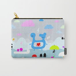 It´s raining again Carry-All Pouch