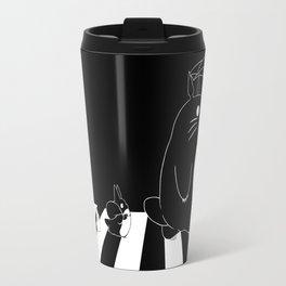 Ghibli Road Travel Mug