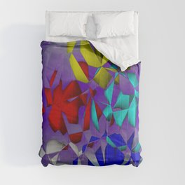 crackled -3- Comforters